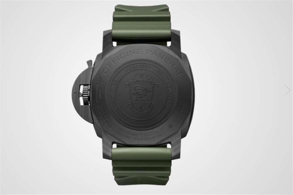 VS厂沛纳海961评测—孙杨同款腕表