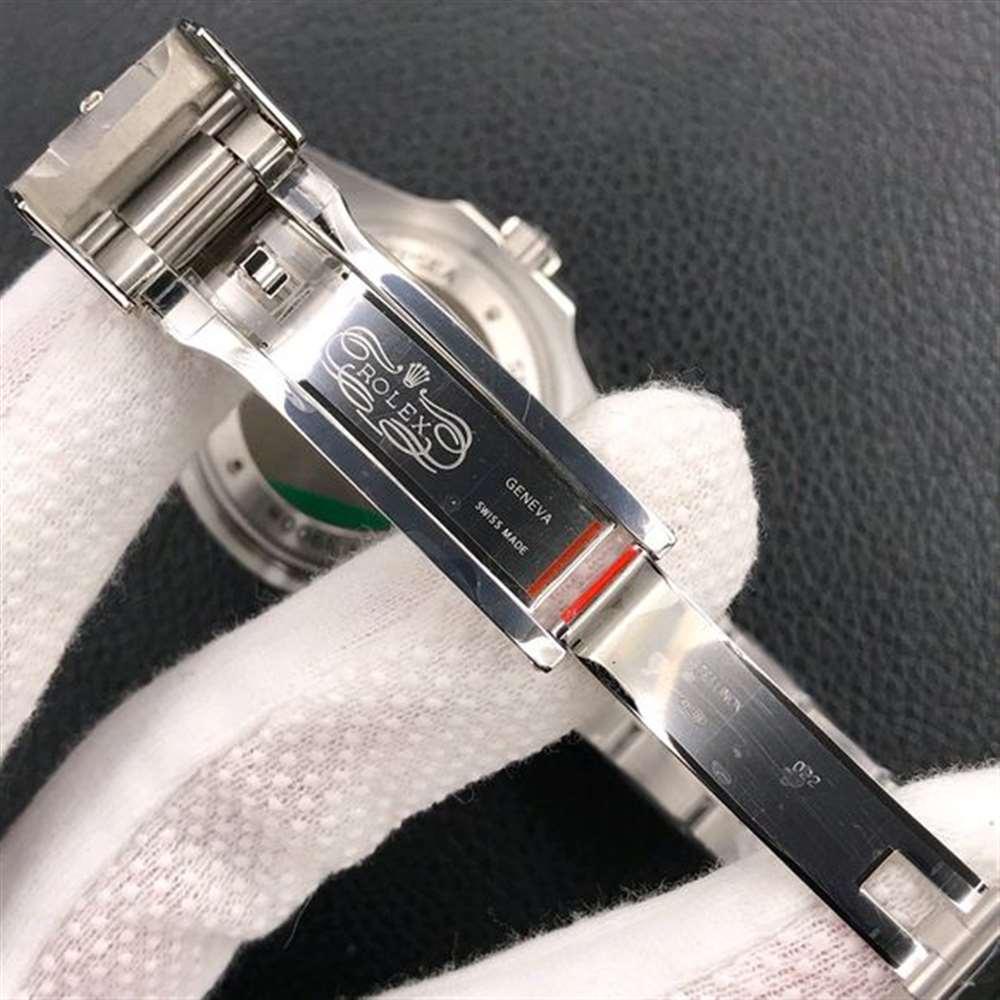 N厂劳力士V8版渐变蓝鬼王126660腕表评测升级了什么地方