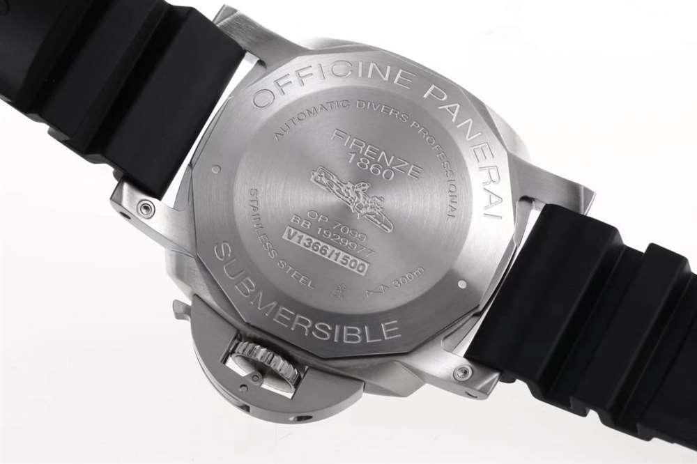 亚洲手腕定制款:VS厂沛纳海683复刻表评测