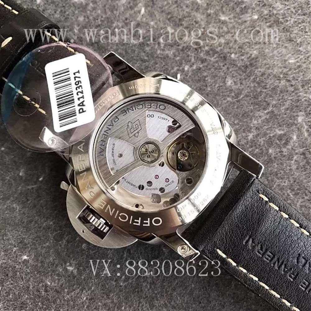 VS厂沛纳海498腕表评测-VS厂PAM00498中国福复刻表做工如何