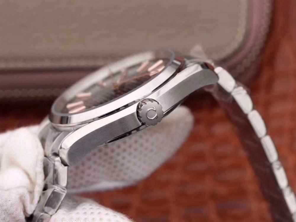 VS厂欧米茄海马150里约奥运会版对比评测—8500机芯怎么样