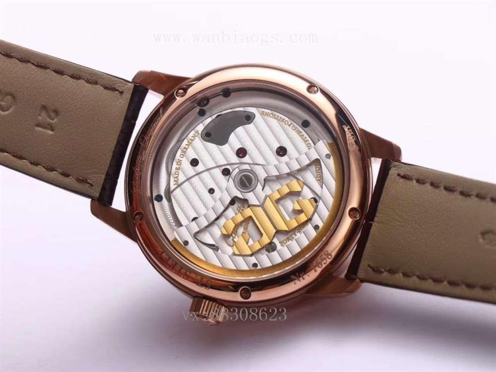 TZ厂格拉苏蒂原创偏心系列1-66款腕表评测