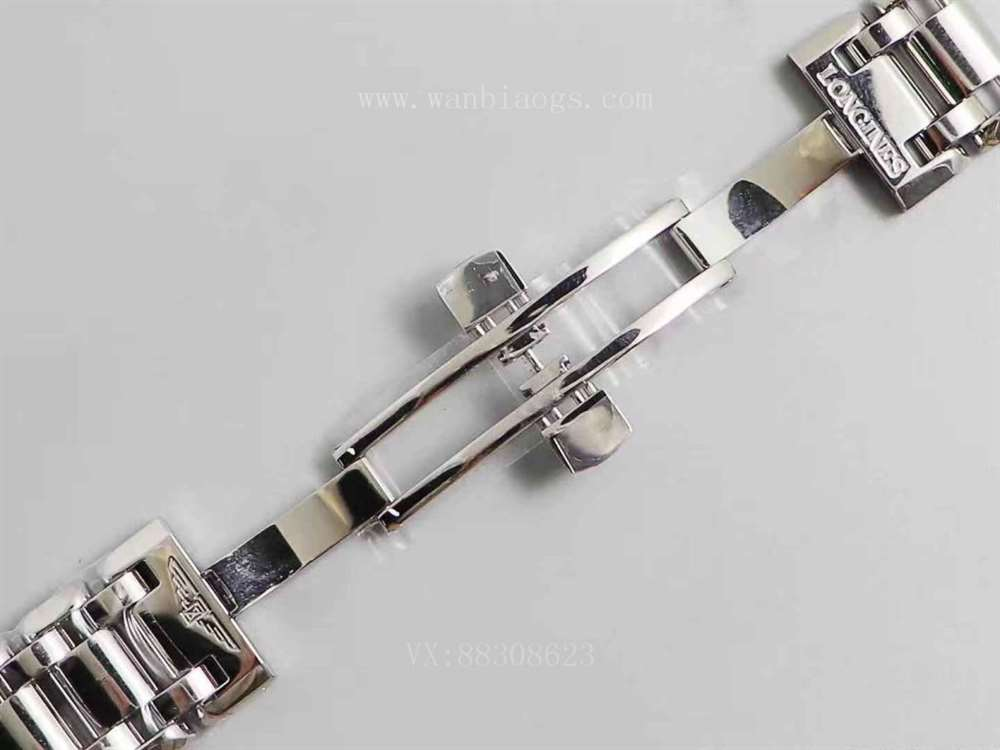 GS厂浪琴心月系列月相腕表—落落大方,腕间淑女