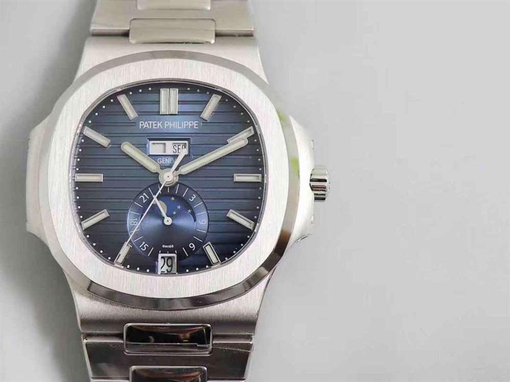 GR厂百达翡丽5726/1A -014 Nautilus系列腕表-GR年末巨作