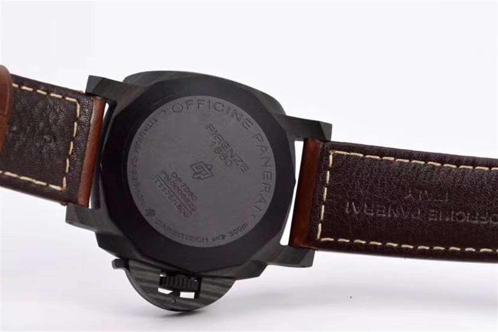 VS厂沛纳海661年末巨作-碳纤维腕表深度评测