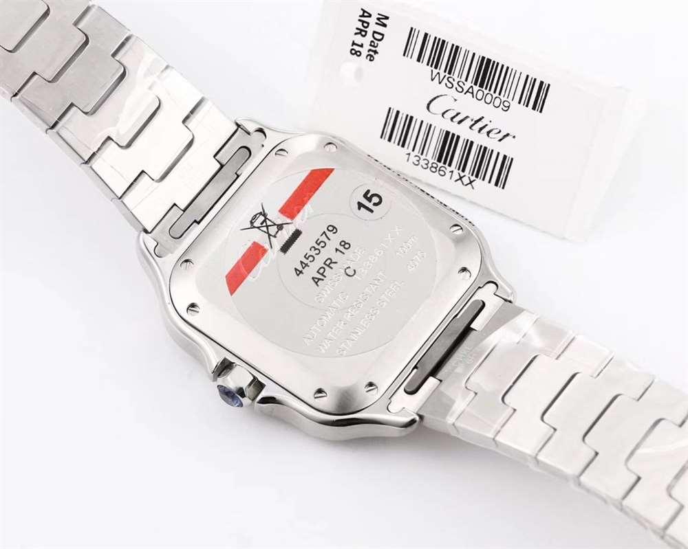 V6厂卡地亚Santos女式腕表-圣诞节最好的选择
