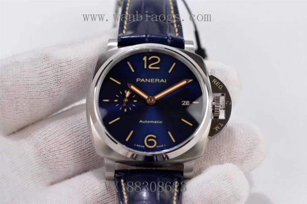 VS厂沛纳海927「42毫米钛金属腕表」VS厂年末巨作