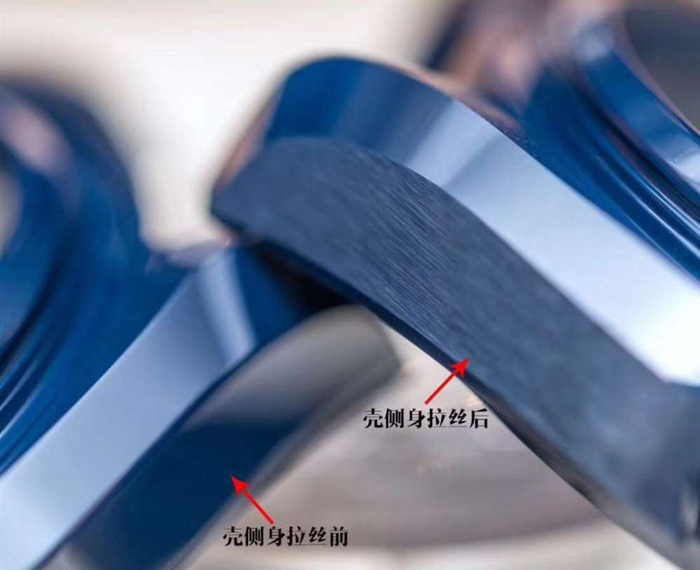VS厂欧米茄海洋宇宙碧海之蓝陶瓷表壳如何,返修率高吗?