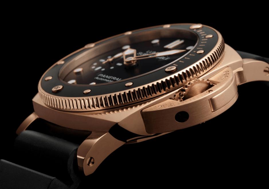 VS厂沛纳海671青铜腕表新品鉴赏