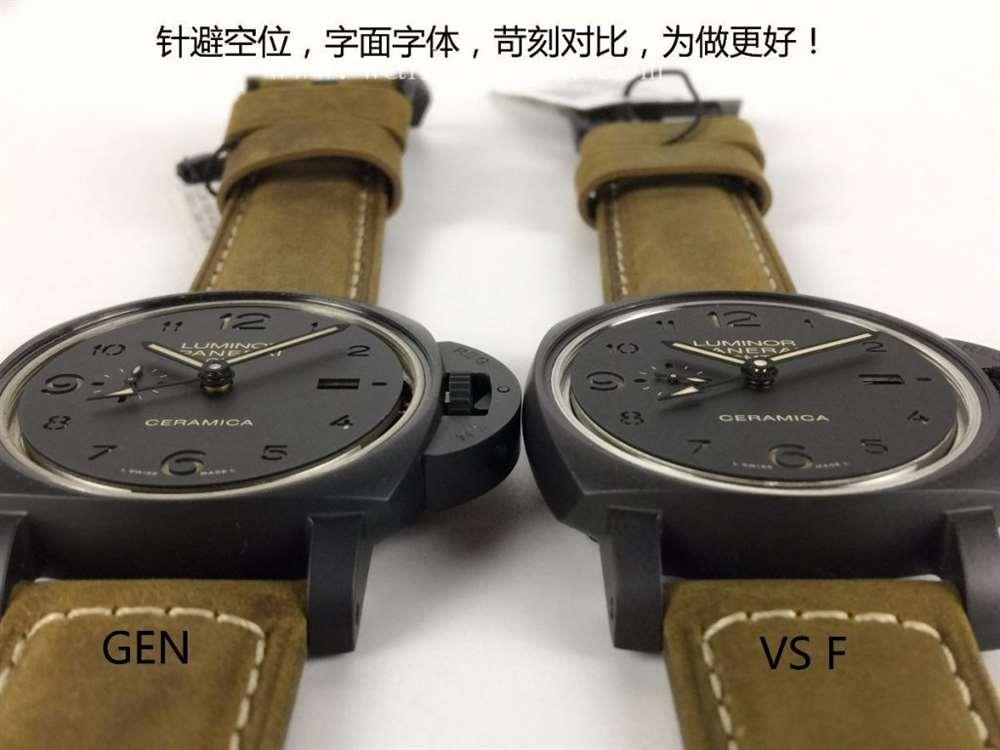 VS厂沛纳海441腕表V2版到底有多强大?