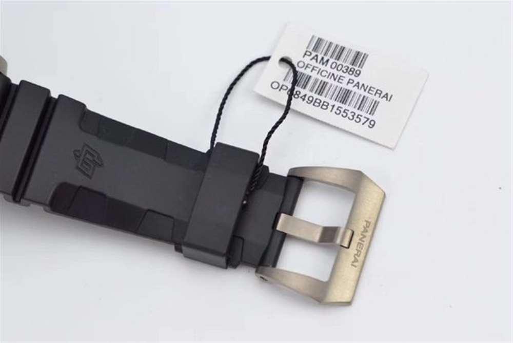 """VS厂沛纳海389腕表评测—""""钛""""不一样的硬汉气质"""