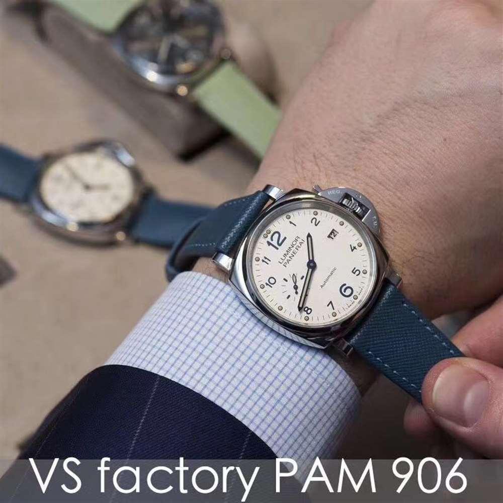 VS厂沛纳海906评测—VS厂PAM906震撼登场