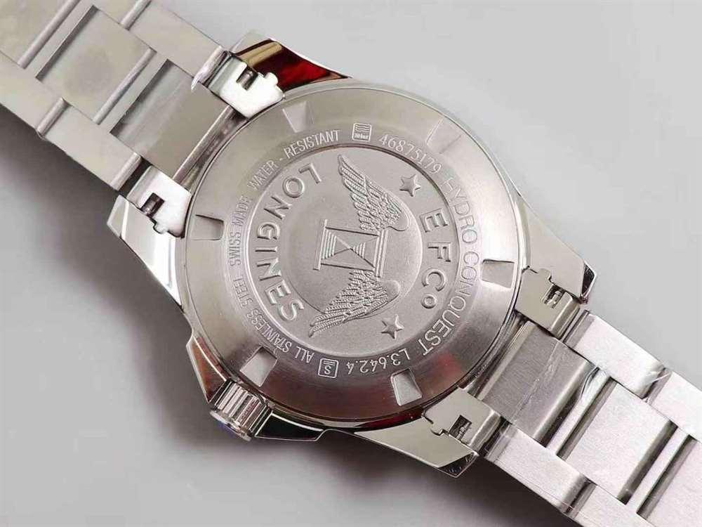 AC厂浪琴康卡斯潜水系列腕表-踏浪而来精彩呈现