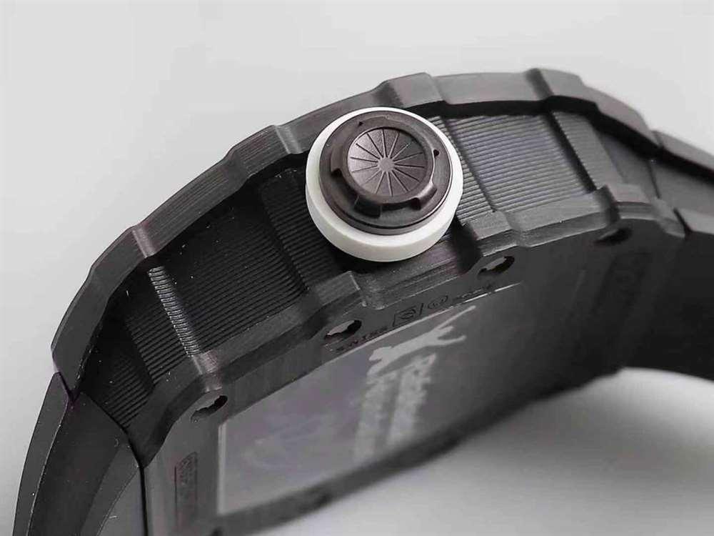 """KV厂全新理查德米勒RM-35最强进口原纹碳纤维""""V3""""升级版"""