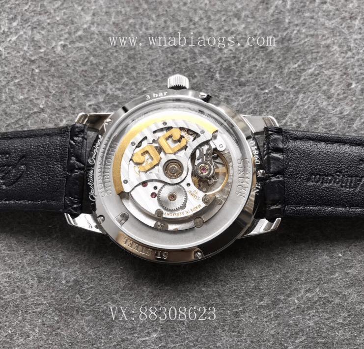 YL厂格拉苏蒂原创复古绿盘腕表评测-质量做工怎么样?