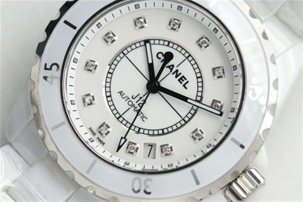 KOR厂香奈儿J12陶瓷腕表评测-女生专属腕表