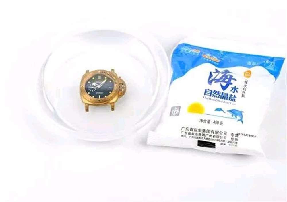 XF厂沛纳海507林俊杰同款青铜腕表