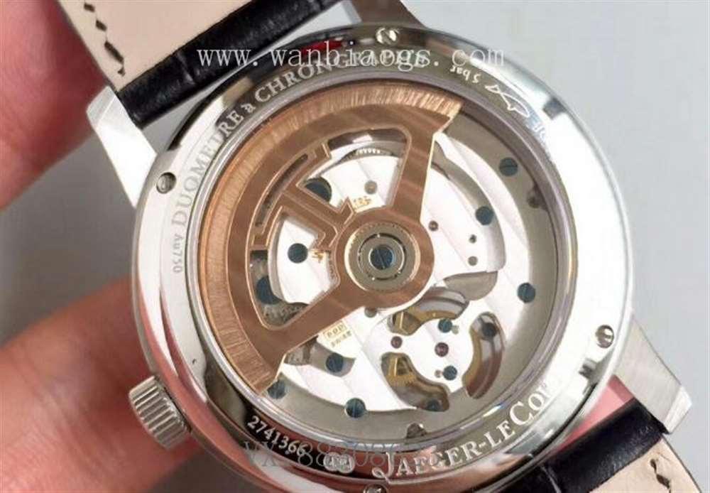 R8厂积家陀飞轮超薄大师系列腕表详细评测