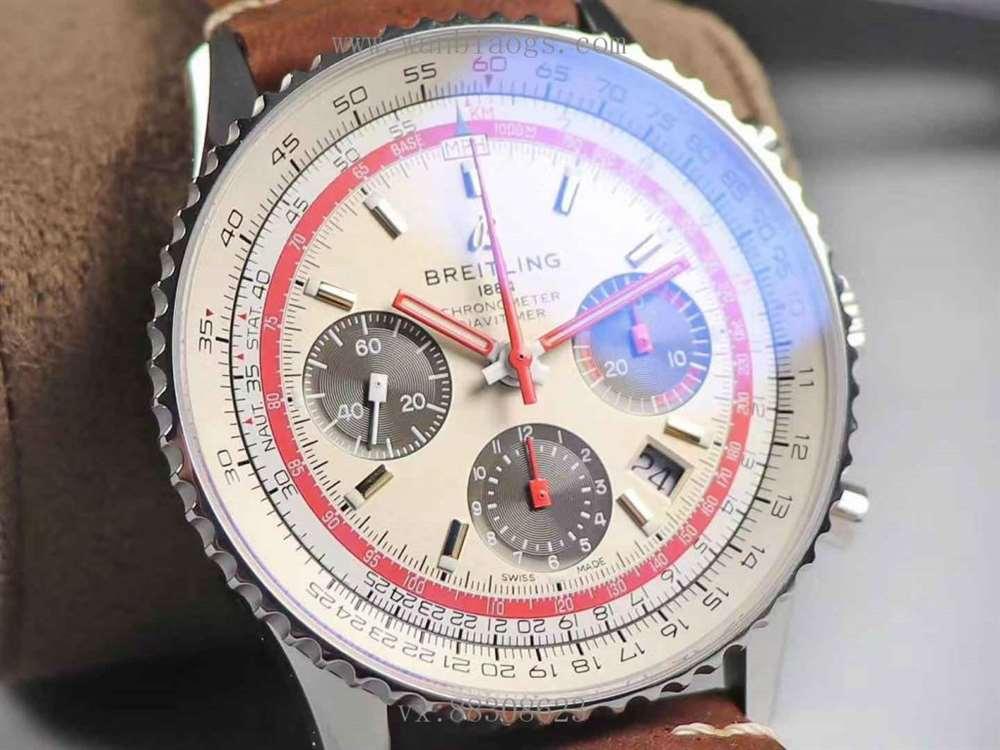 V9厂百年灵航空计时系列B01航空特别版腕表评测
