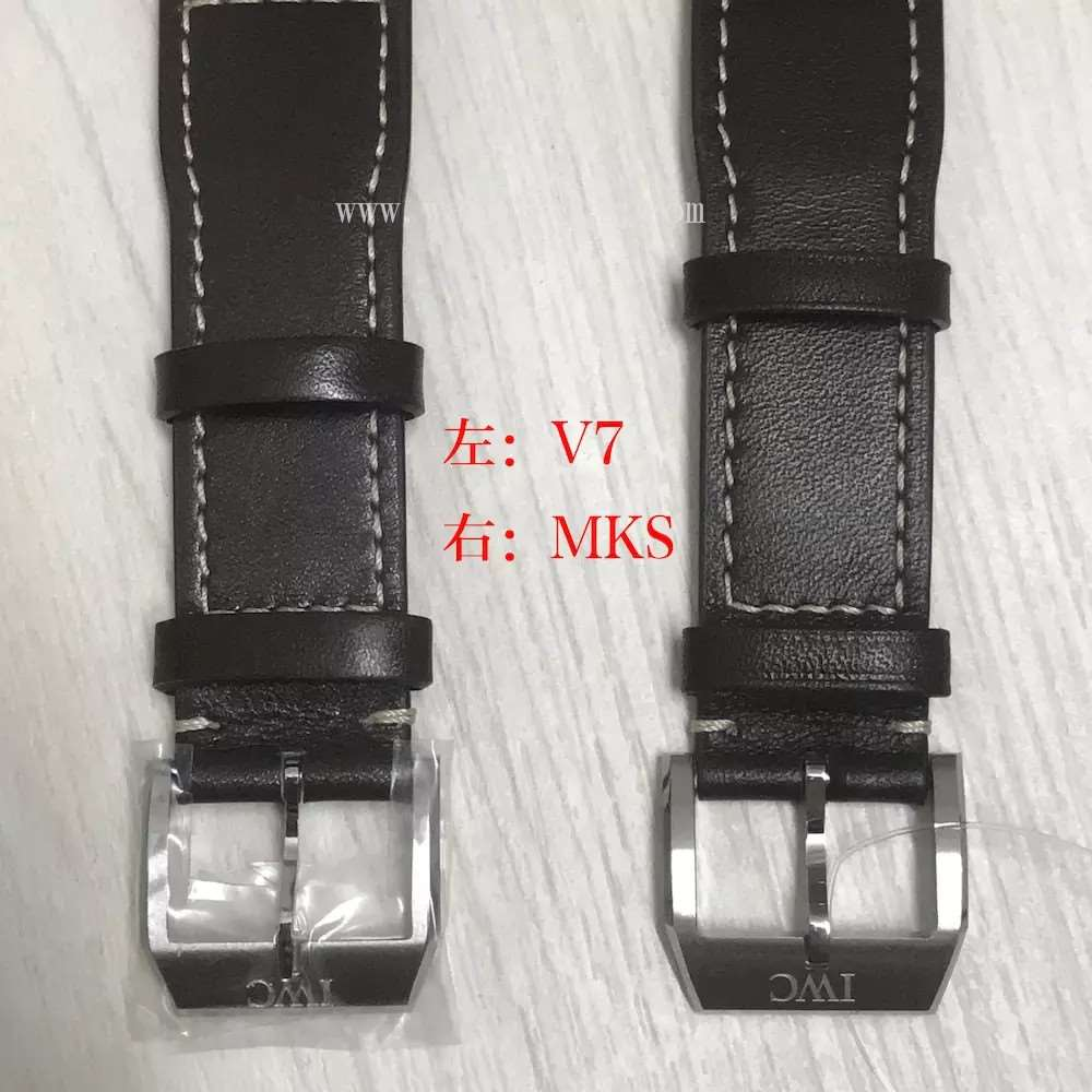 V7厂万国马克十八对比MKS厂马克18哪家强?
