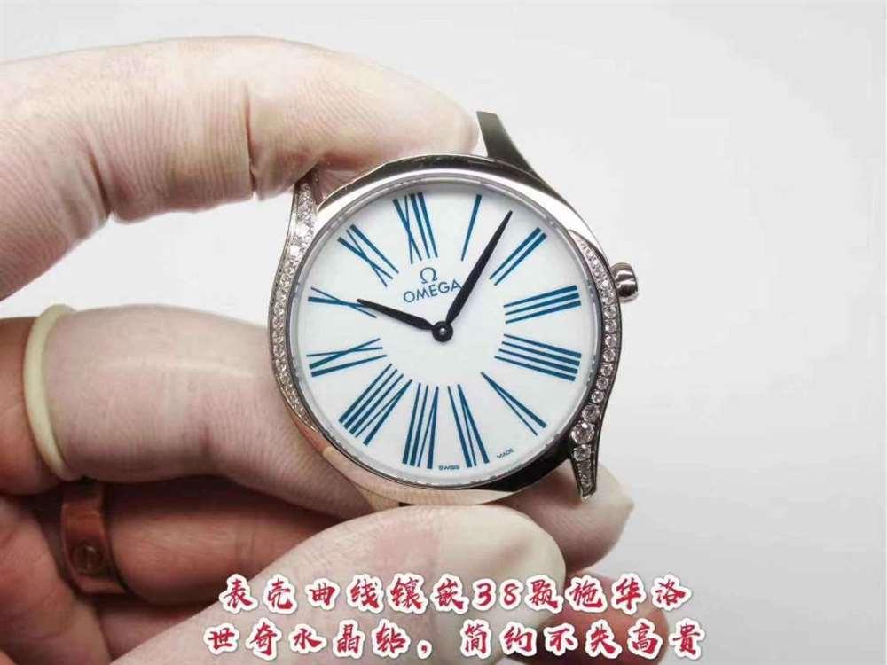 GR厂欧米茄蝶飞名典系列女款石英腕表-新年首发
