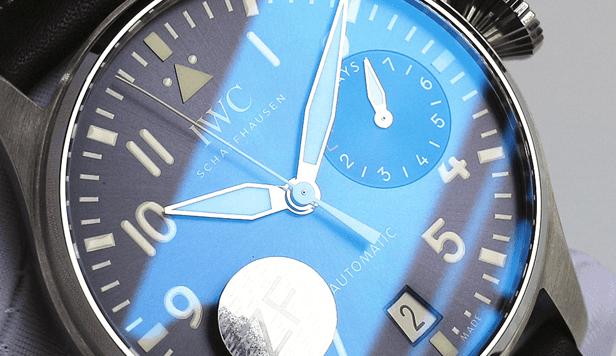 ZF厂万国飞行员IW502003腕表深度评测