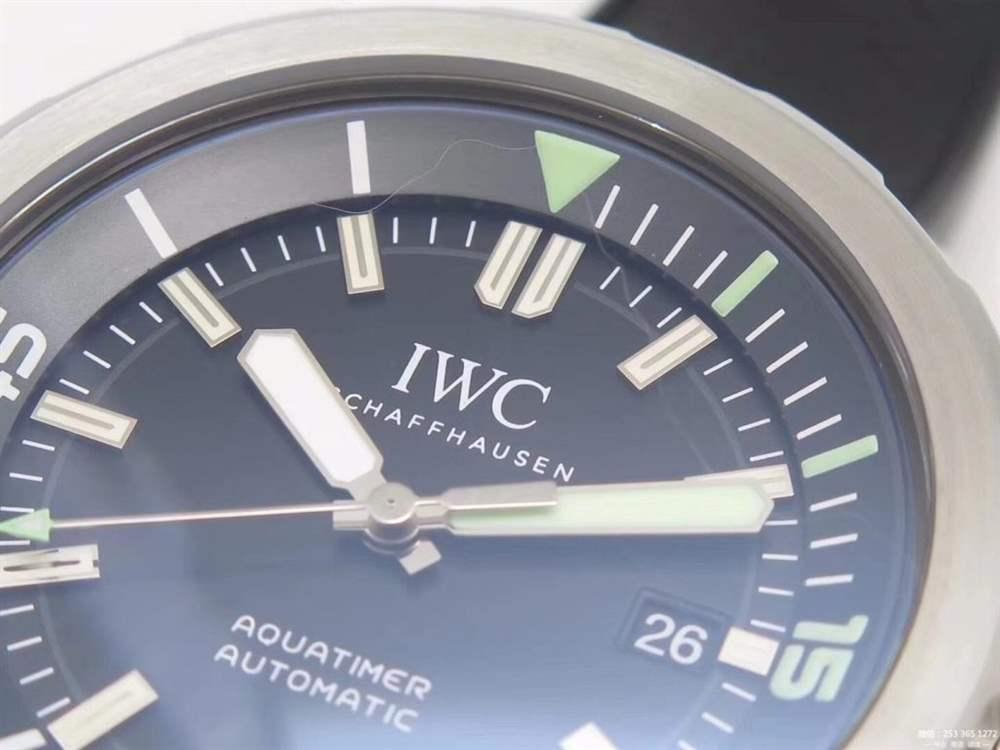 V6厂万国海洋时计IW329001深度评测