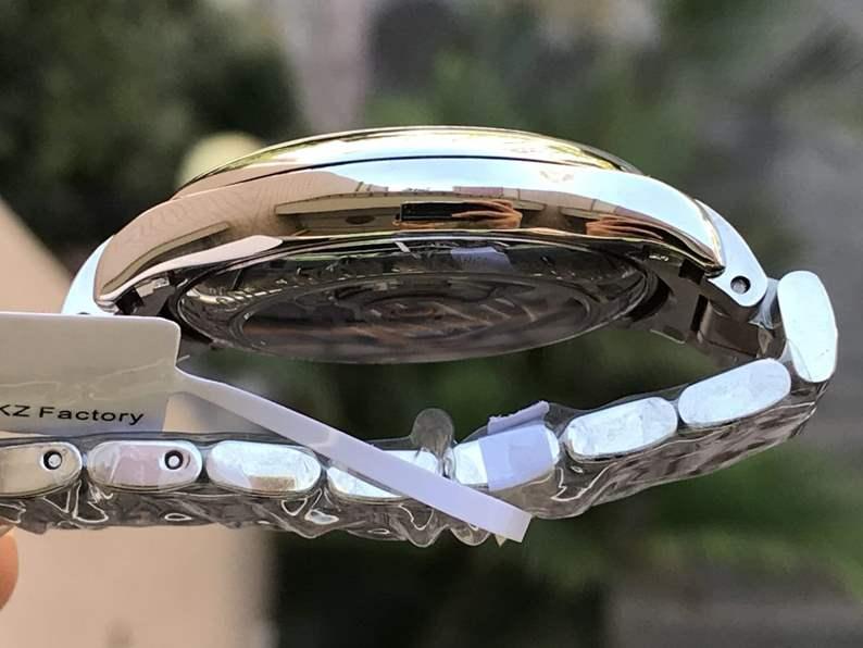 KZ厂浪琴名匠双历复刻表评测-KZ打造最完美浪琴