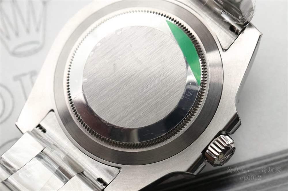 N厂劳力士格林尼治GMT复刻表做工评测