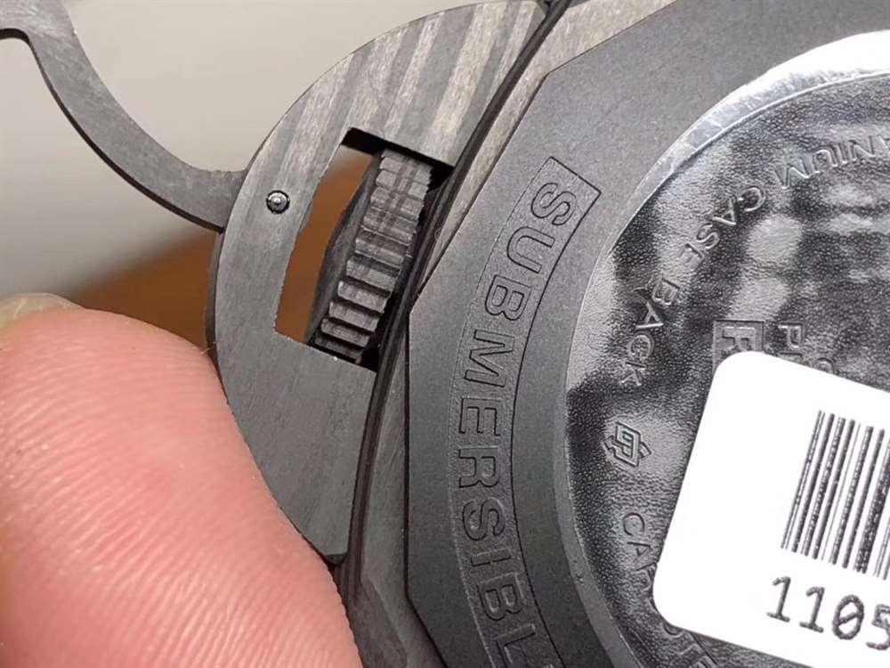 VS厂沛纳海616复刻表V3版本评测