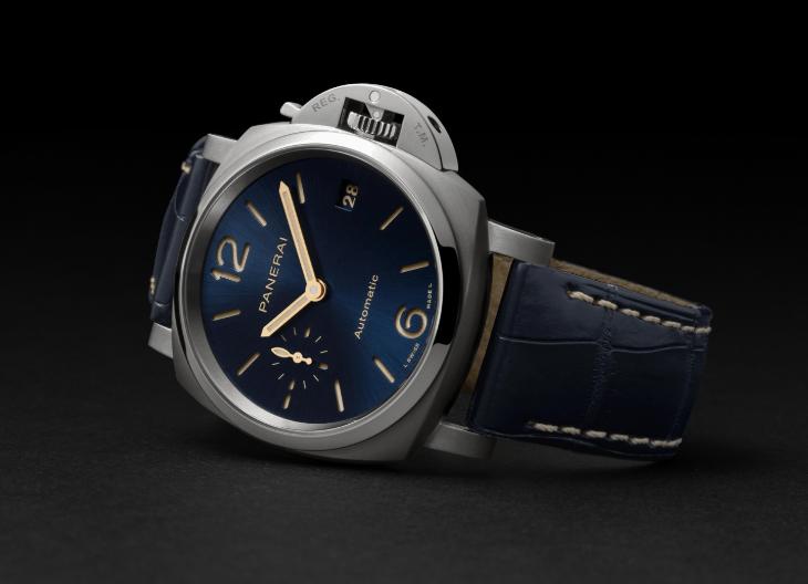 VS厂沛纳海926评测-38毫米钛金属腕表