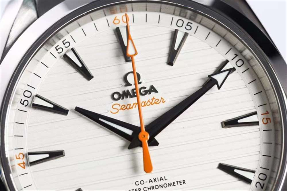 VS厂欧米茄海马150橙针做工如何?值不值得购入?