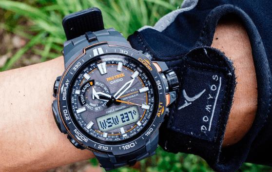 户外运动登山手表推荐-野外必备神器