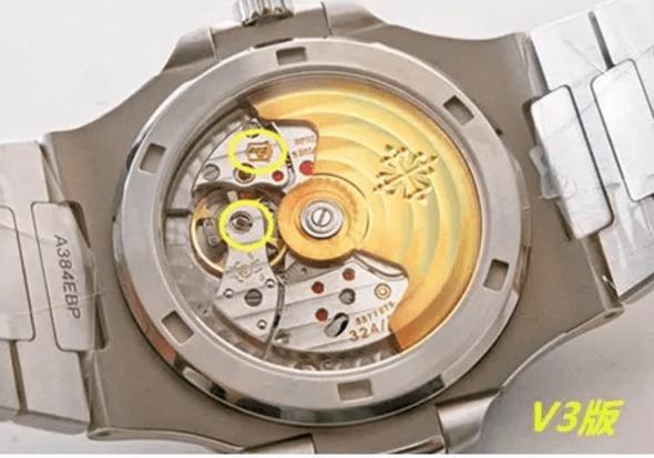 PPF厂百达翡丽鹦鹉螺v3版复刻表评测