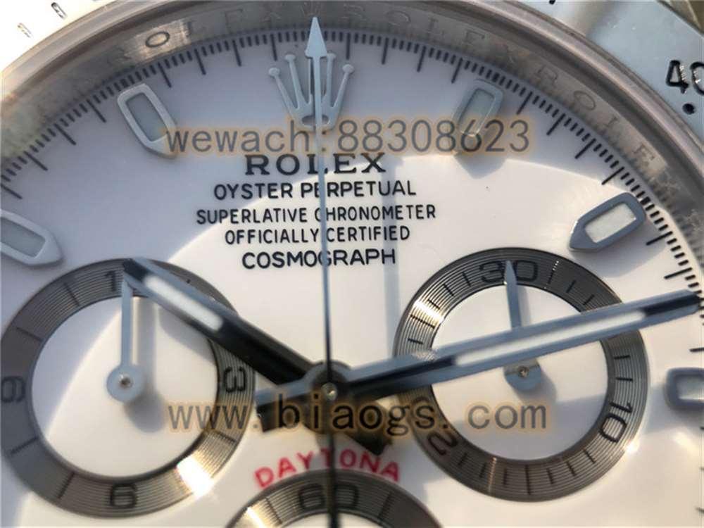 N厂劳力士4130迪通拿116520复刻表深度评测