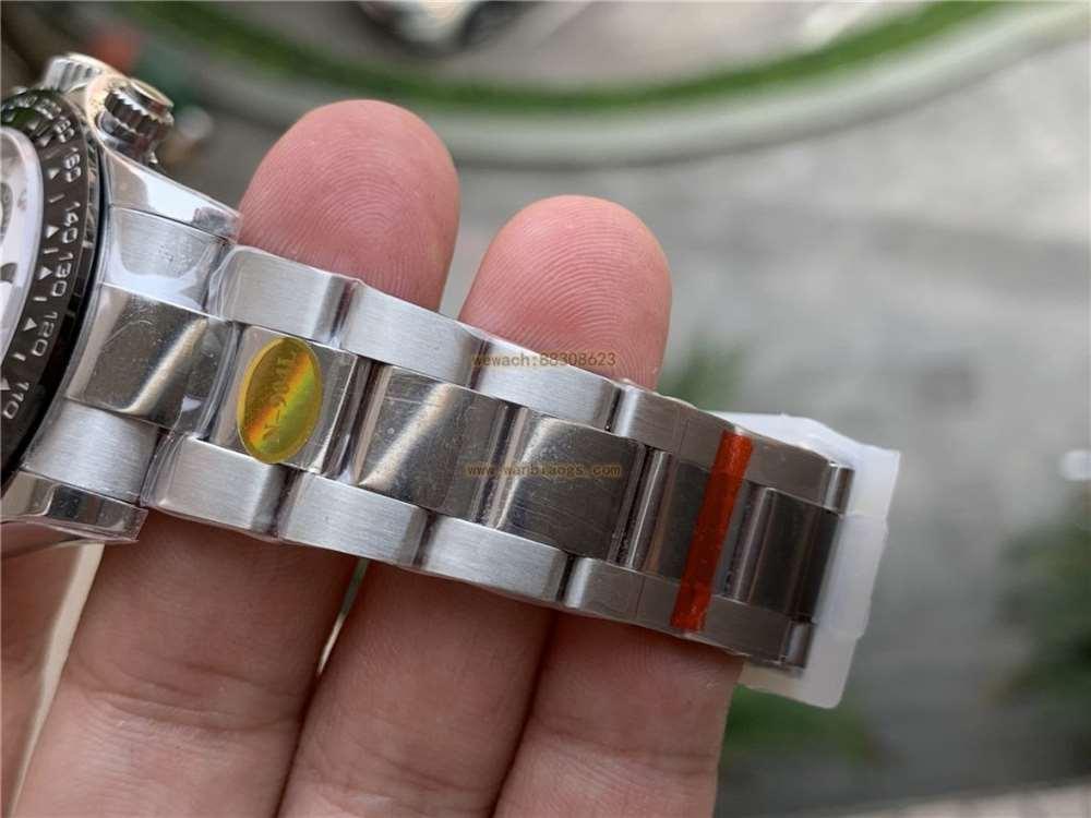 N厂4130熊猫迪通拿复刻表V3版做工评测-实拍展示