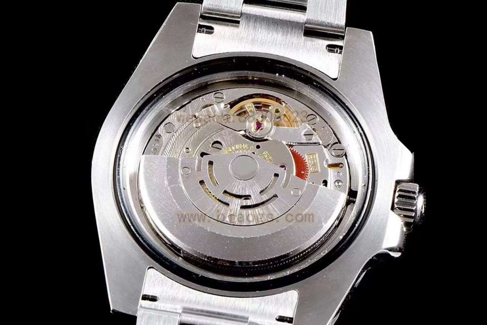 AR厂劳力士格林尼治二代绿针GMT复刻表做工评测