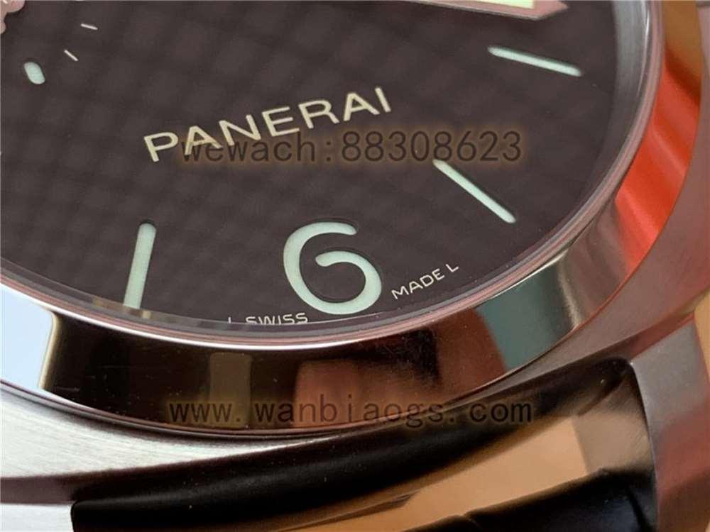 VS厂沛纳海312复刻表V2版做工评测-实拍展示