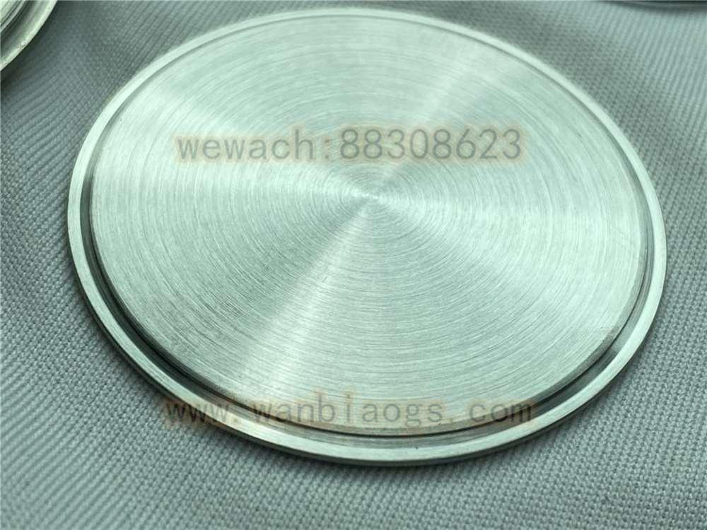 ZF厂万国青铜大飞501005复刻表实拍细节评测