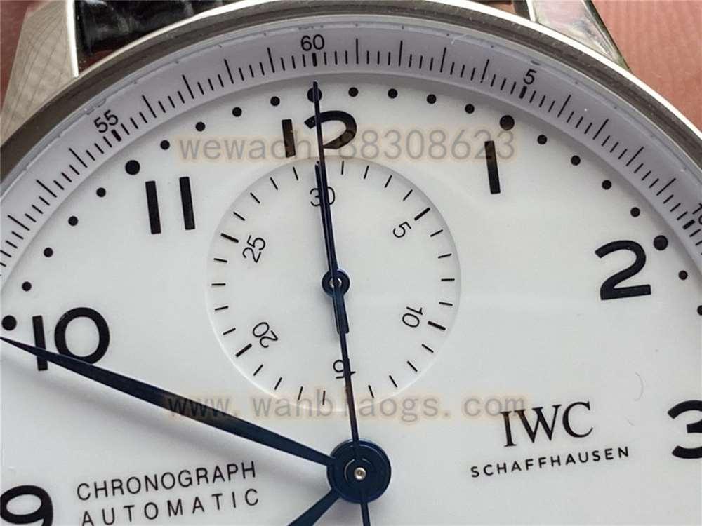 ZF厂万国葡计150周年复刻表做工评测-实拍展示