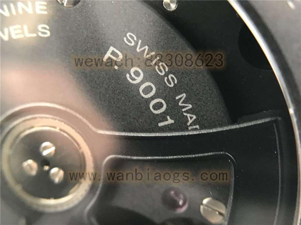VS厂沛纳海438复刻表V2版实拍细节评测