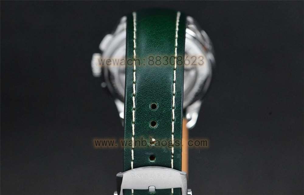 GF厂百年灵璞雅系列B01计时宾利特别版-跨界合作,无限可能