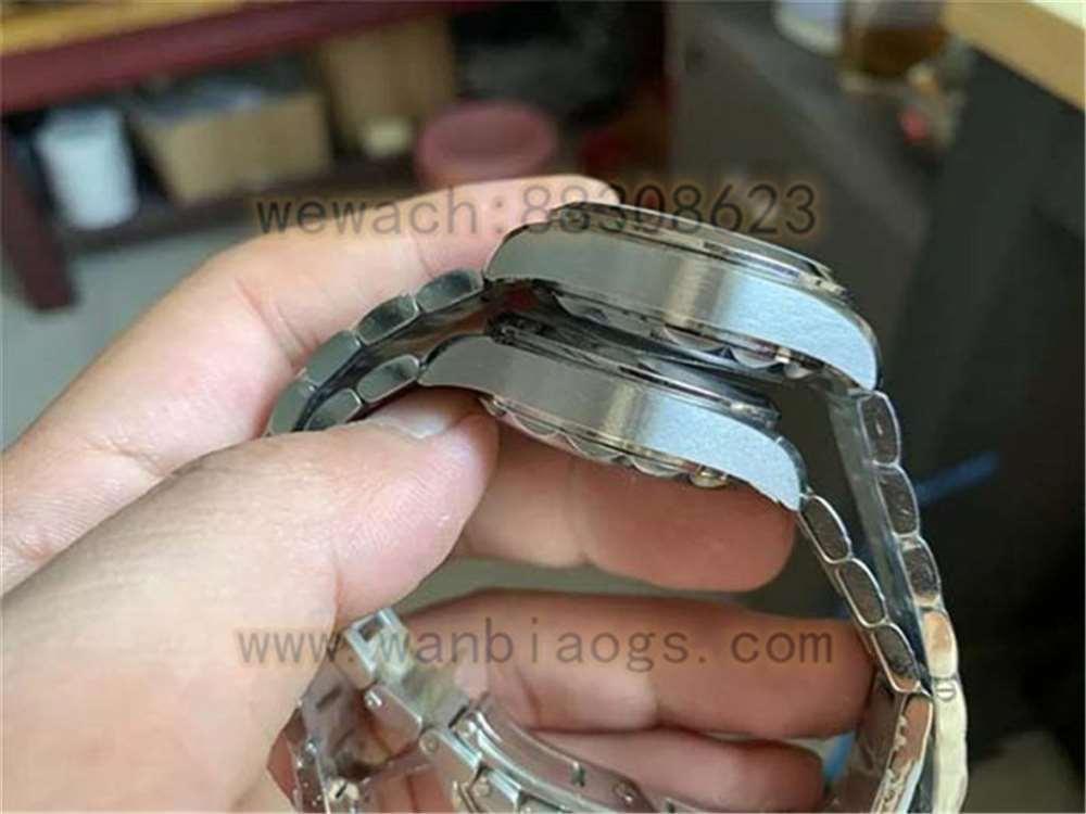 VS厂欧米茄海马150「34mm机械女表」对比评测