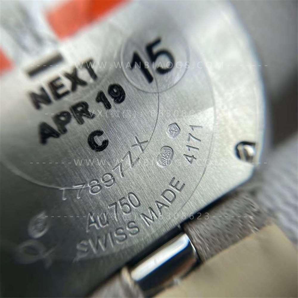 V6厂卡地亚白气球复刻表评测
