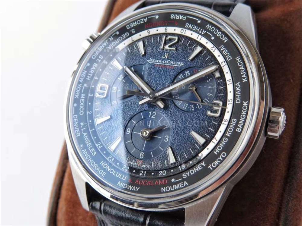 ZF厂积家北辰系列地理学时间时腕表做工评测