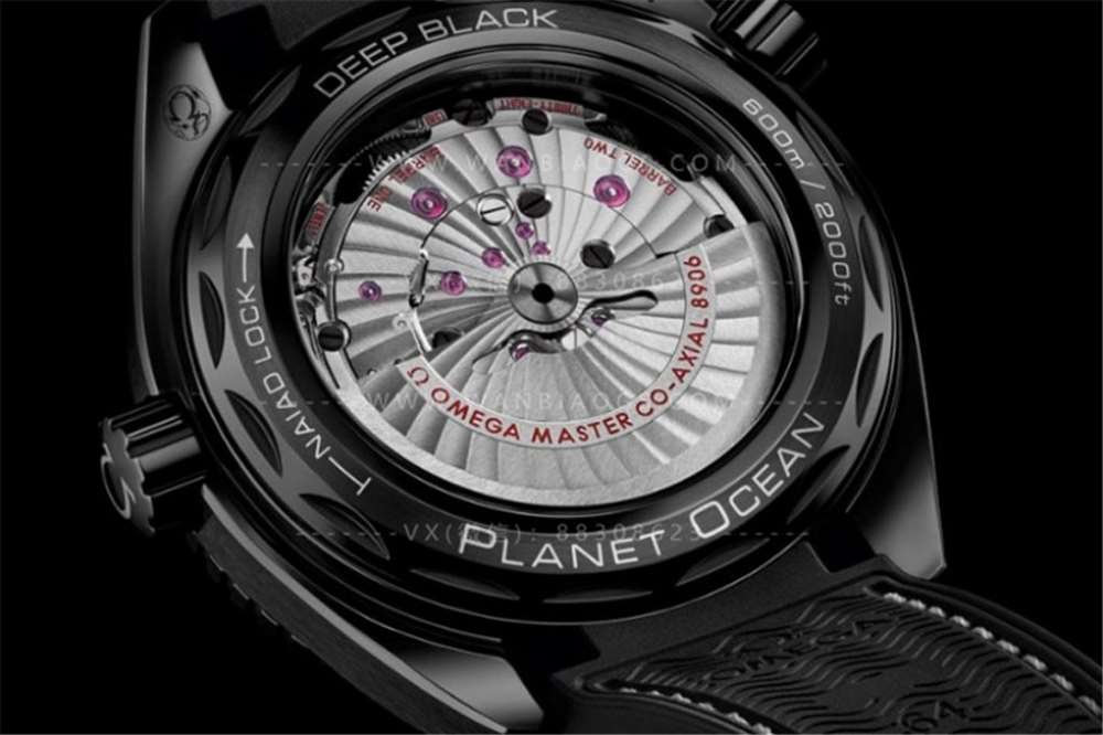 欧米茄深海之黑点评-专为深海探险家而设