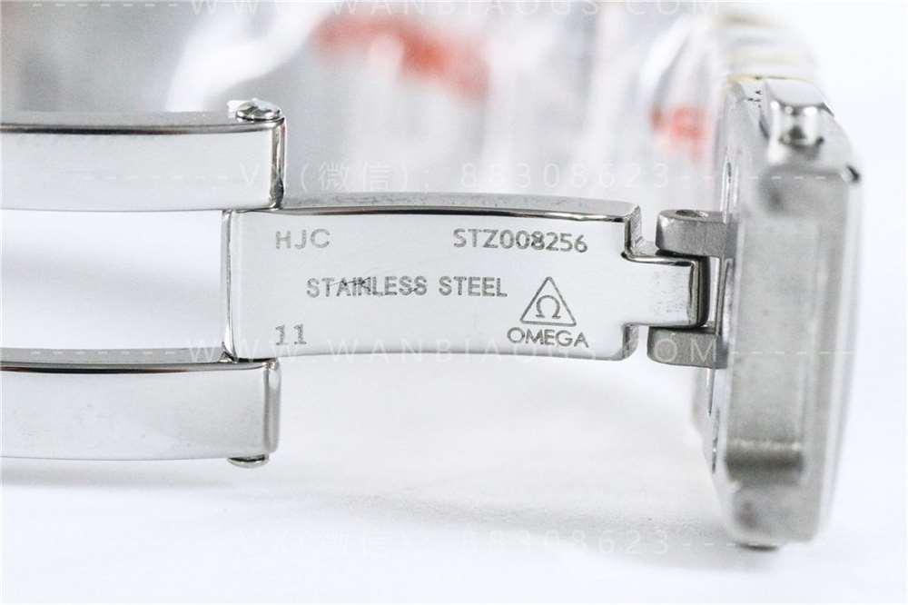 GF厂欧米茄星座25mm做工评测-复刻界打磨最精致的星座