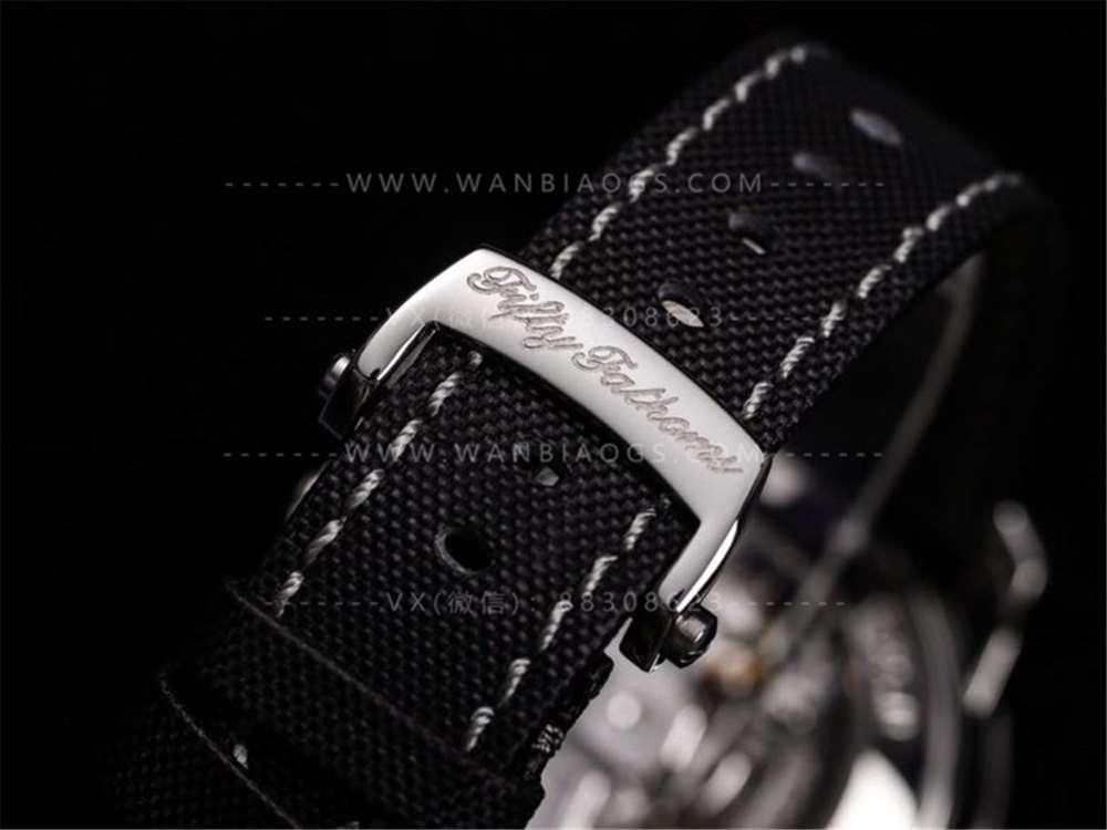 JB厂宝珀五十噚系列5025真陀飞轮男士腕表评测-JB厂出品,专为顶级陀飞轮而生