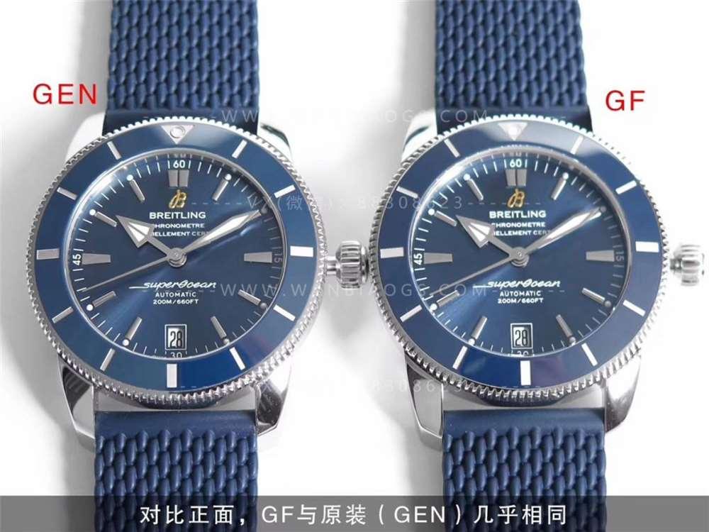 GF厂百年灵超级海洋文化潜水表点评