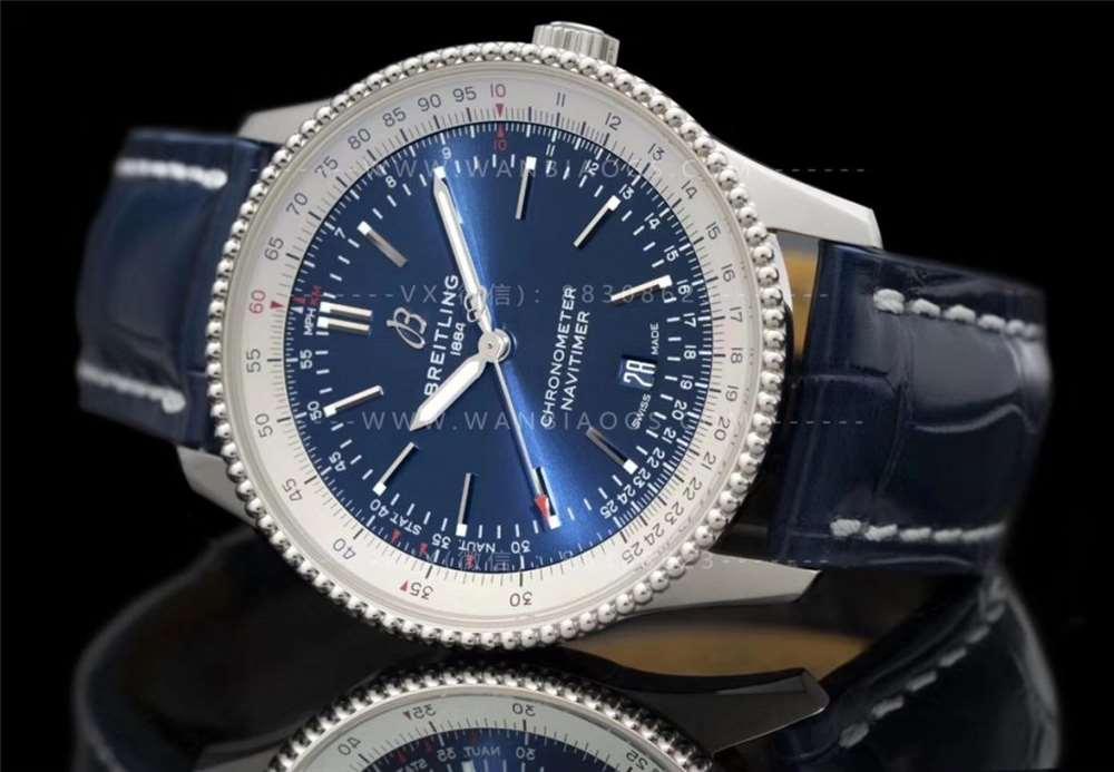 V7厂百年灵航空计时1系列41mm腕表深度评测